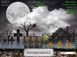 Cut & Kill: Halloween game