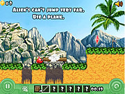 Alien Crash game