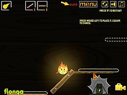 Burning Story game