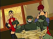 Vea dibujos animados gratis Rolling Red Knuckles VII