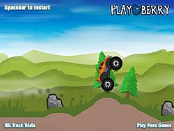 Hill Truck Trials game