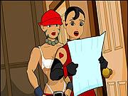 Vea dibujos animados gratis Rolling Red Knuckles VIII