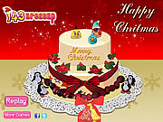 Permainan Yummy Christmas Cake Decor