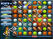 Sport Match game