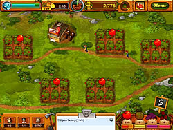 Fruits Inc game