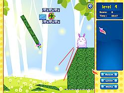 Rabbit Save the World game