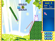 Rabbit Save the World game
