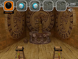 Aztec Treasure Escape game