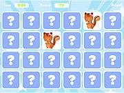 Critter Match game