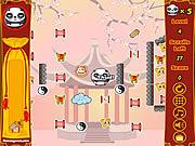 Play Bouncing panda law Game