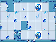 Funny Blue Memory game