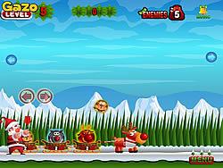 Santa Claus' Revenge game