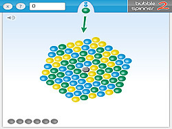 Bubble Spinner 2 game