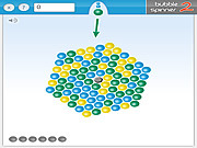 juego Bubble Spinner 2