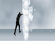 Ice Walls game