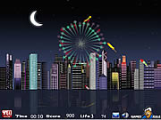New Year Fireworks game