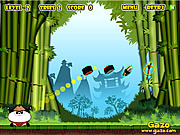 Samurai Panda game
