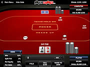 Texas Holdem Poker Heads Up game