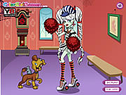 Monster High - Cool Ghoul Frankie Stein game