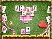 Play Duchess tripeaks Game
