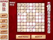 Jogar jogo grátis Sudoku