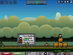 City Siege 3: Jungle Siege game