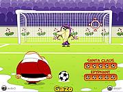 Xmas Penalties game