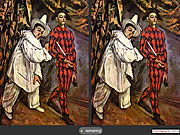 Cezanne Differences game
