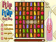 Play Flip flop candy shop Game