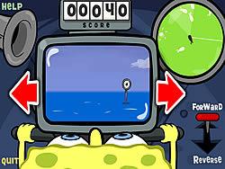 juego Sponge Bob Square Pants: Bumper Subs