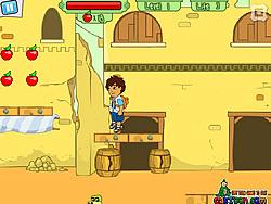 Diego Crystal Adventure لعبة