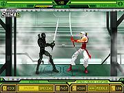 Play Ninja showdown Game
