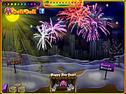 Toto's New Year Fireworks game