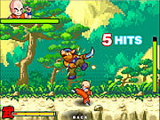juego Dragon Ball fighting 2