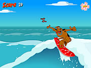 Play Scooby doo ripping ride Game