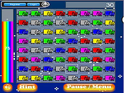 Nyan Cat Match 3 game