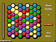 Hexagram Time Attack game