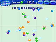 Bubble Burst game