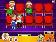 Play Munch n movies Game