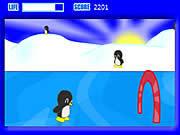 Jogar jogo grátis Penguin Skate