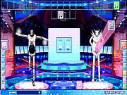 Robot Dance Battle game