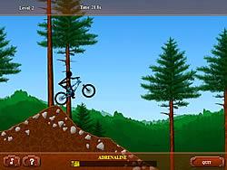 Stickman Freeride game