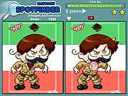 Spotfinder - Nations game