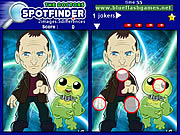 Spotfinder - The Doctors game
