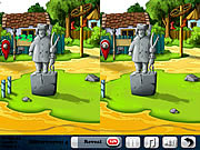 Farm Frenzy 5 Differences game