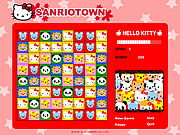 Play Sanrio jewels Game