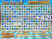 Sea Jewels game
