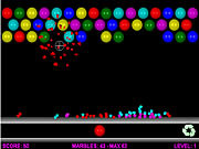 Marble Buster game