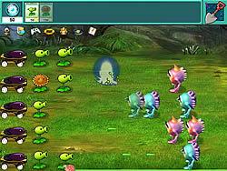 Plants vs Aliens game