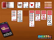 Play Cafe solitaire Game